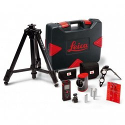 Leica DISTO™ D210+L2 LDM+Level Package