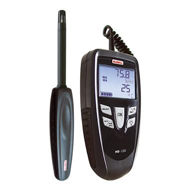 Kimo Thermo-Hygrometer - AZ-HD100