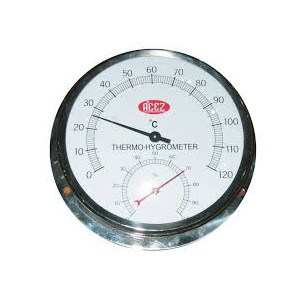 Analog Thermo-Hygrometer - AZ-HT-04