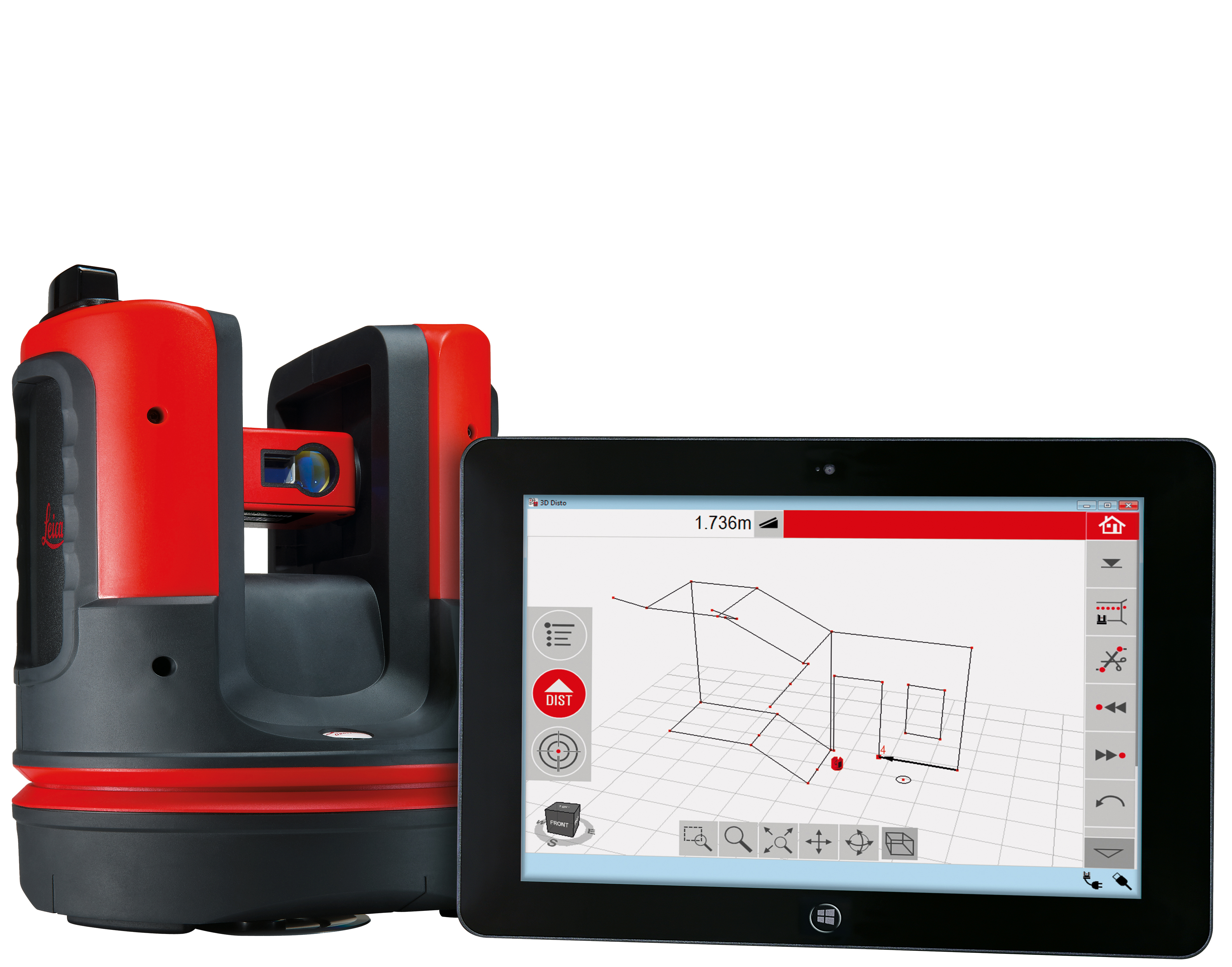 LEICA 3D DISTO™ - 3D Measurements