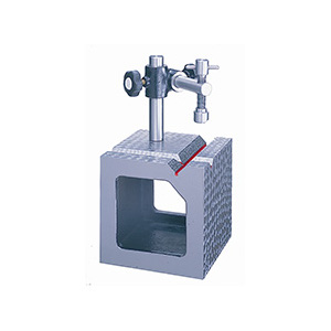 BOX V BLOCK WITH CLAMP