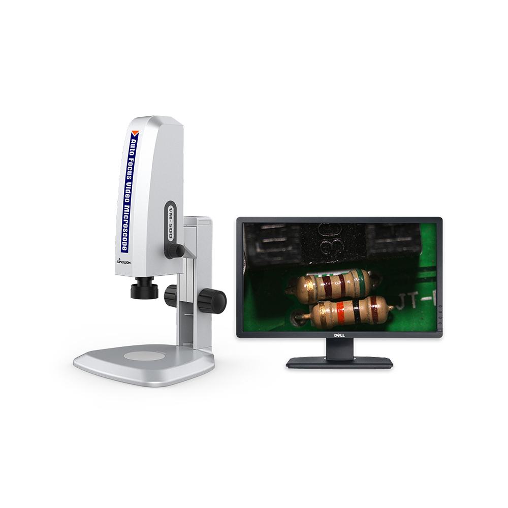 Auto Focus Inspection & Measuring Video Microscope VM-500Plus