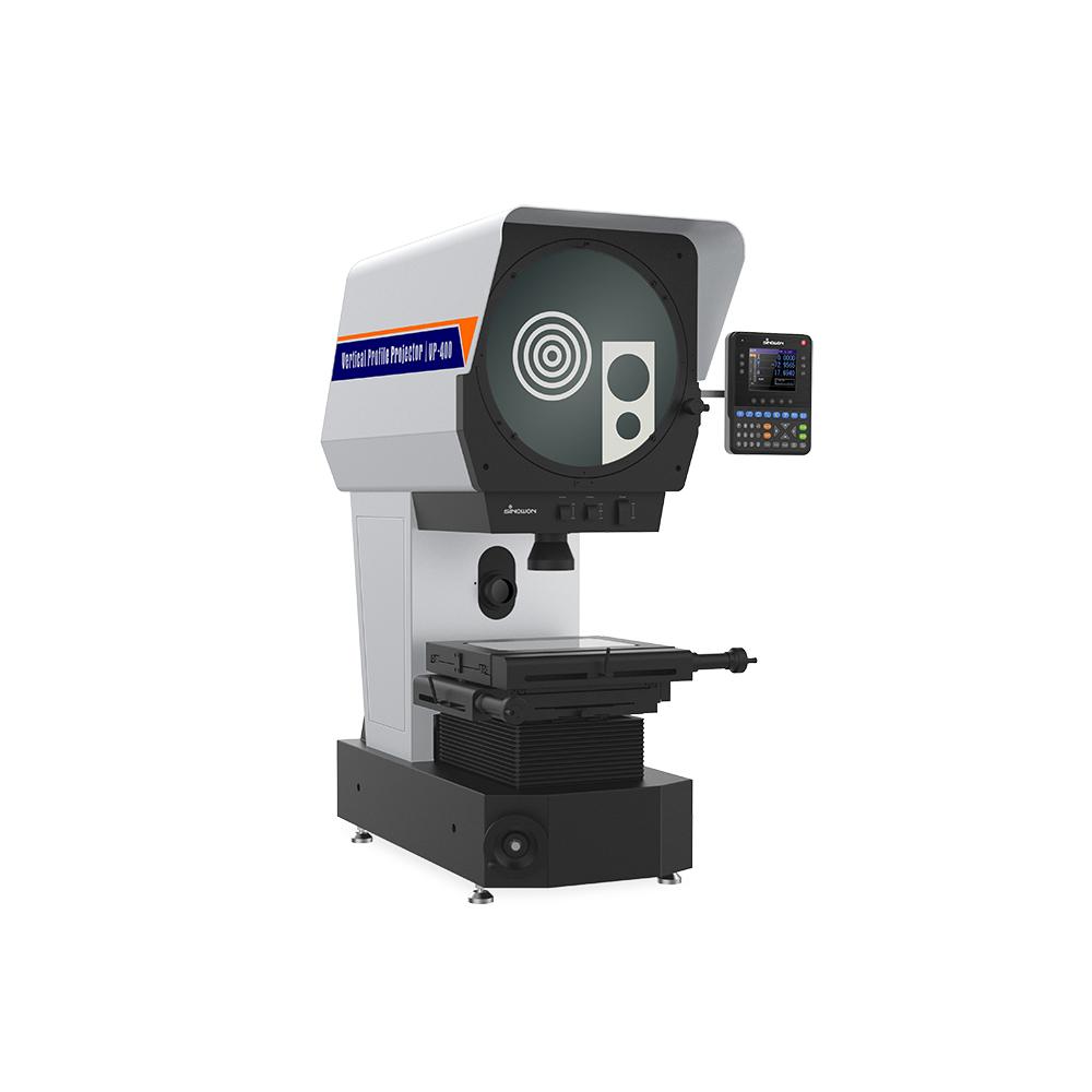 Digital Vertical Profile Projector VP400 Series Ø400mm