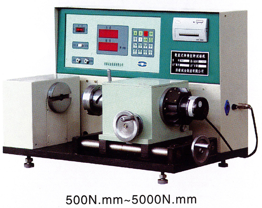 TIME Spring Torsion Testing Machine