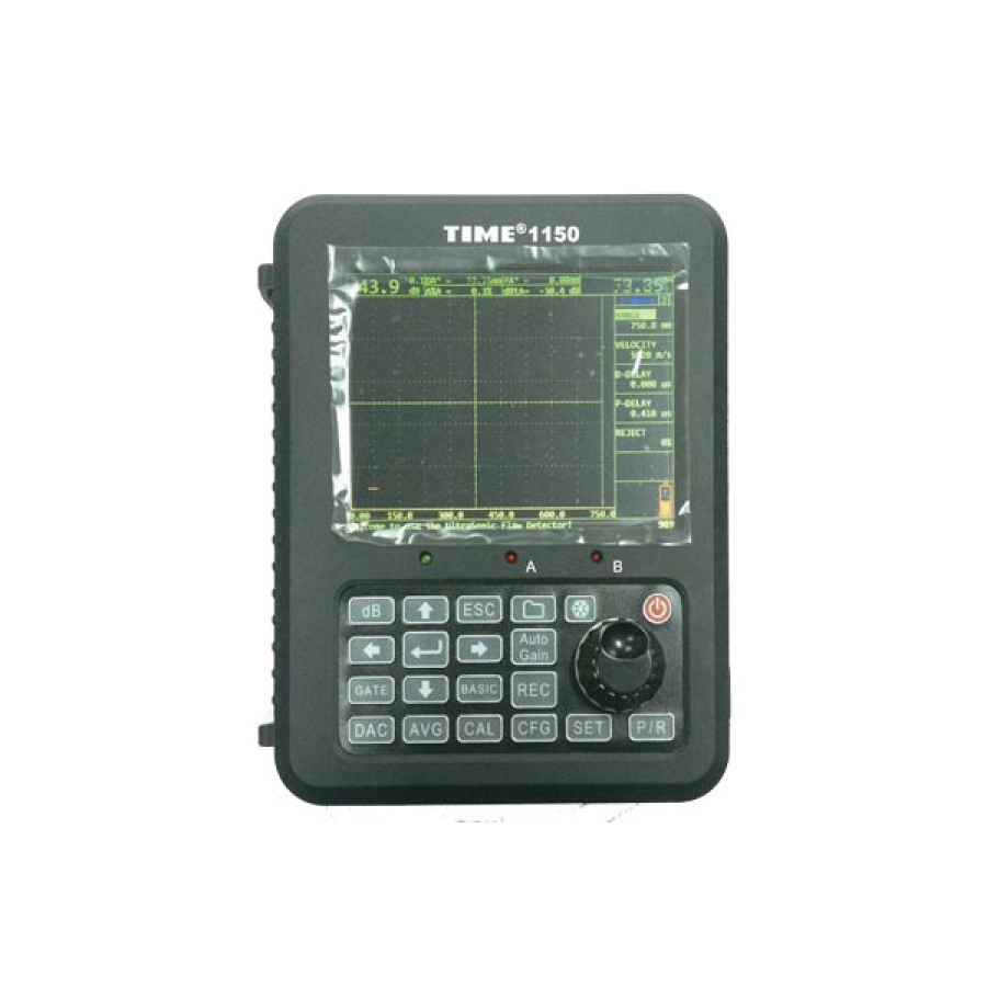 TIME®1150 - Ultrasonic Flaw Detector