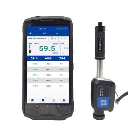 TIME®5370 Smart Leeb Hardness Tester Cloud Measurement