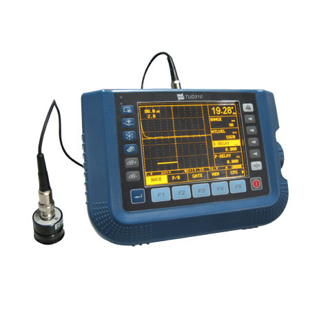 TIME®TUD310 - Ultrasonic Flaw Detector